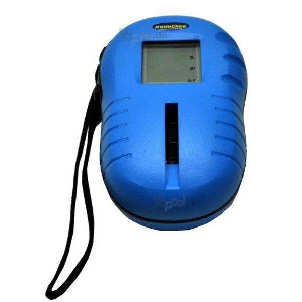 aquachek tru test digitales messger t ph chlor schwimmbad online shop. Black Bedroom Furniture Sets. Home Design Ideas