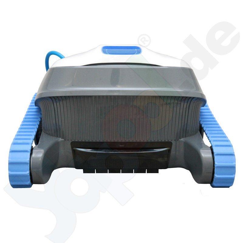 dolphin s100 poolroboter poolsauger mit aktivb rste und. Black Bedroom Furniture Sets. Home Design Ideas
