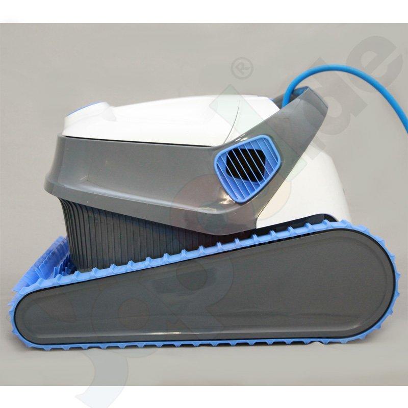 dolphin s200 poolroboter poolsauger mit aktivb rste und. Black Bedroom Furniture Sets. Home Design Ideas