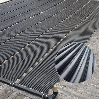 pool solar roll bahn solarabsorber 14 0 x 0 52 6 95m ebay. Black Bedroom Furniture Sets. Home Design Ideas