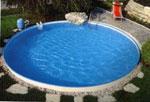 Schwimmbecken schwimmbad pool schwimmbad zubeh r for Rundpool 150 tief