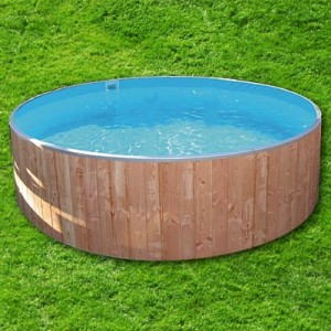 Fun Wood Pool