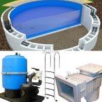 styropor pool rundbecken schwimmbad online shop. Black Bedroom Furniture Sets. Home Design Ideas