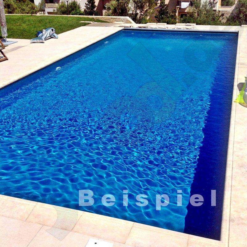 Elbeblueline schwimmbadfolie sbg150 rolle 1 65 x 25 m for Gewebefolie pool