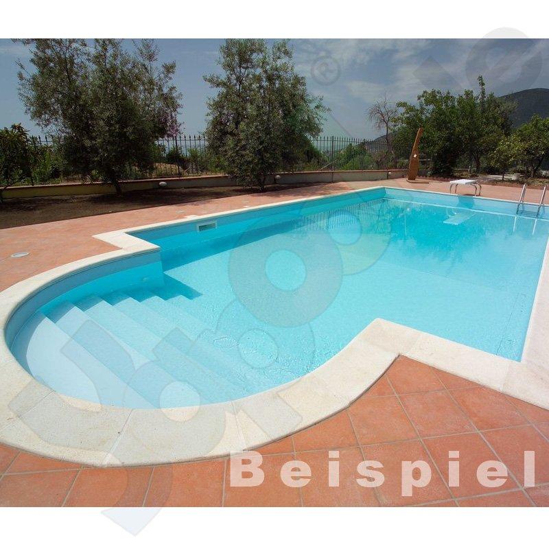 Elbeblueline schwimmbadfolie sbg150 zuschn 1 65 m x lfm for Gewebefolie pool