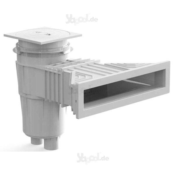 astral skimmer 17 5 l slim skimmer g nstig versandkostenfrei schwimmbad online shop. Black Bedroom Furniture Sets. Home Design Ideas