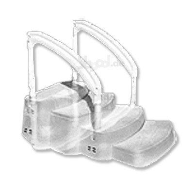 einstelltreppe treppe kunststoff 4 stufen schwimmbad online shop. Black Bedroom Furniture Sets. Home Design Ideas