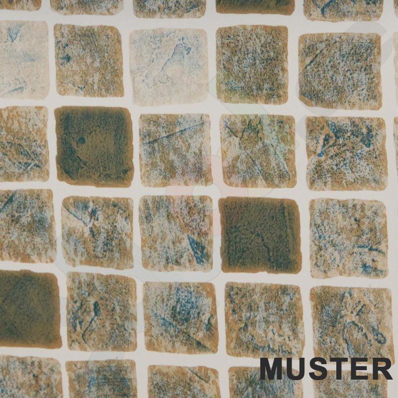 muster pool pvc folie 0 8 mm mosaik sand schwimmbad online shop. Black Bedroom Furniture Sets. Home Design Ideas
