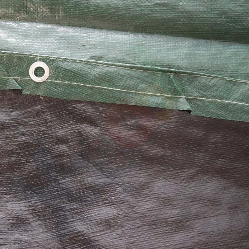 PE Abdeckplane Ø 8,00m rund Pool Abdeckung Schwimmbecken Winter Plane