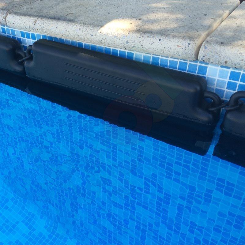 Pool eisdruckpolster gr e 48 cm g nstig for Pool schwimmbecken