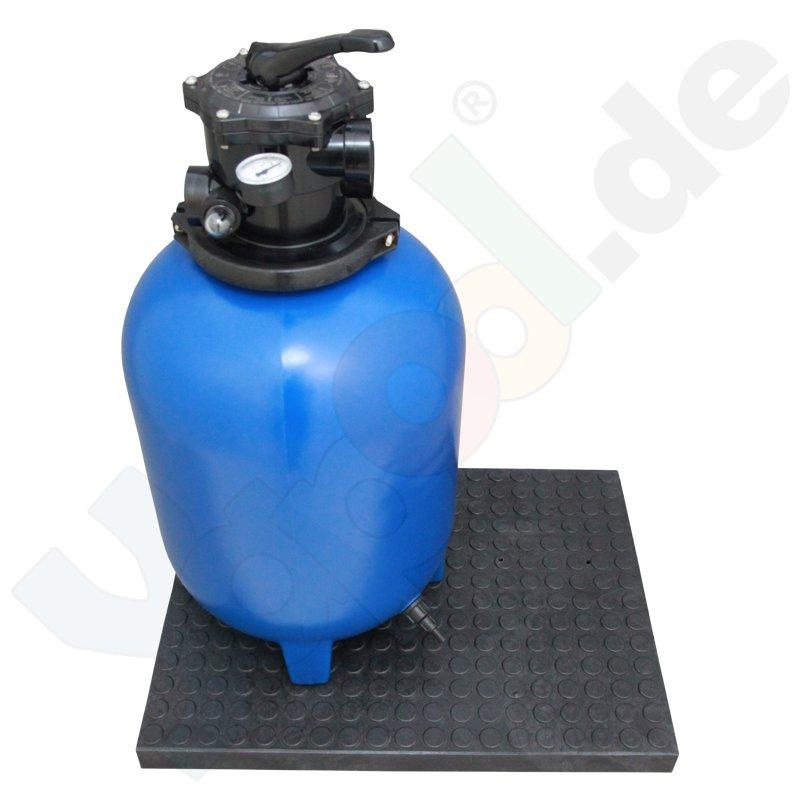 Pool Sandfilter Filterkessel 400mm 6 Wege Ventil Yapool de Schwimmbad Online Shop ~ 01175401_Gartenteich Ohne Pumpe Und Filter
