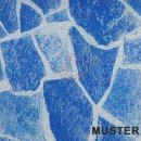 Muster Pool PVC-Folie 0,8 mm carrara
