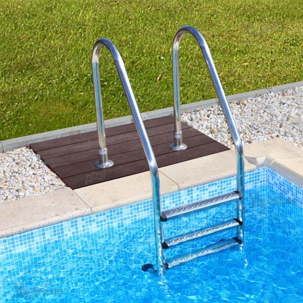edelstahlleitern seite 2 schwimmbad online shop. Black Bedroom Furniture Sets. Home Design Ideas