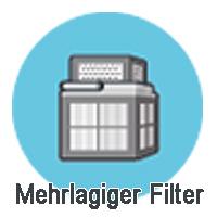 Mehrlagiger Filter