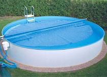 Luftpolsterfolie Schwimmbad Solarfolie