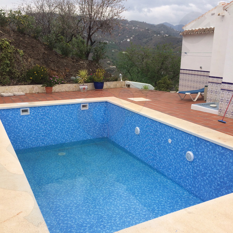 Styropor pool rechteckbecken ps40 40 kg m for Gewebefolie pool