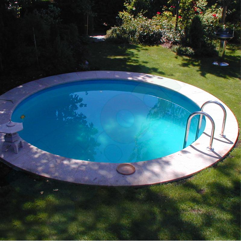 Styropor pool rundbecken schwimmbad online for Gewebefolie pool