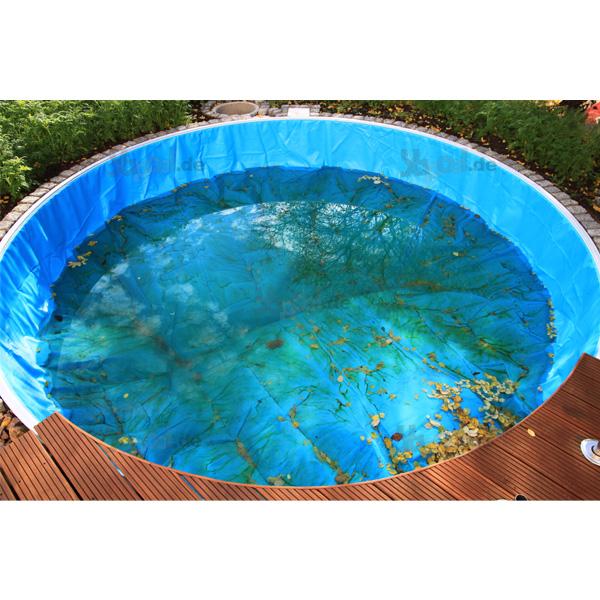 Extremely Protect Pool Abdeckplane Sicherheitsabdeckung für Rundbecken Ø 1,5  LB38